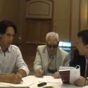Nam Tae-Hi & Alex Gillis talk TKD