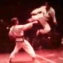 Jong-Soo Park demonstrates self-defence